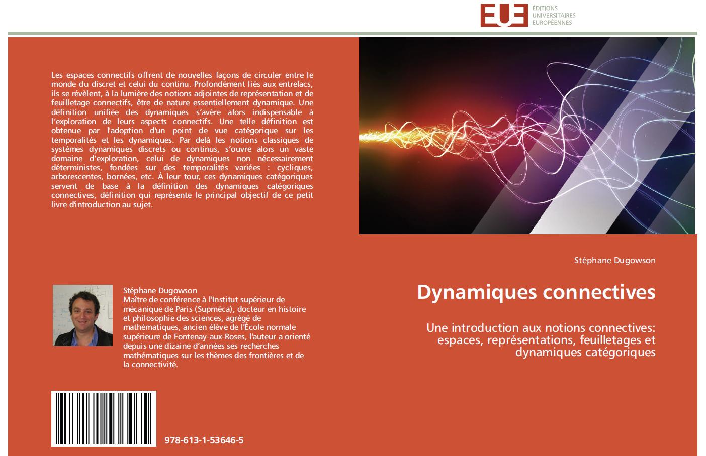 couverture de Dynamiques Connectives